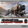 German KRIEGSLOKOMOTIVE BR 52 - Hobby Boss - 1/72