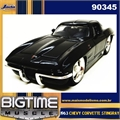 1963 - CHEVY CORVETTE STING RAY - Jada - 1/24
