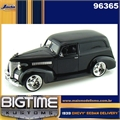 1939 - CHEVY SEDAN DELIVERY PRETO - JADA - 1/24