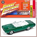 1969 - Dodge Coronet R/T Verde - Johnny Lightning - 1/64