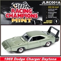 1969 - Dodge Charger DAYTONA Verde - Johnny Lightning - 1/64