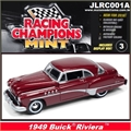 1949 - BUICK Riviera Vinho - Johnny Lightning - 1/64