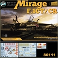 MIRAGE F.1CT/CR - Kitty Hawk - 1/48