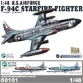 F-94C STARFIRE Fighter - Kitty Hawk - 1/48