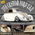 1938 - Ford CUSTOM Van - Lindberg - 1/24