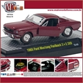 1965 - Ford MUSTANG Fastback 2+2 289 - M2 Machines - 1/64