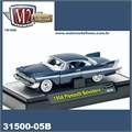 1958 - PLYMOUTH BELVEDERE Azul - M2M - 1/64