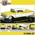 1957 - Mercury Turnpike Cruiser - M2M - 1/64