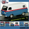 1965 - Ford Ecoline Van Shelby - M2M - 1/64