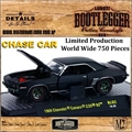 1969 - Chevrolet CAMARO Z/28 RS CHASE CAR BL02 - M2 Machines - 1/64