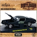 1968 - Ford MUSTANG Cobra Jet BL02 - M2 Machines - 1/64