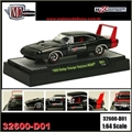 1969 - Dodge Charger Daytona HEMI - M2M - 1/64