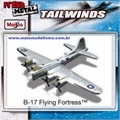 TAILWINDS - B-17 FLYING FORTRESS H - MAISTO TW