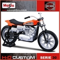 Harley-Davidson 1972 XR750 RACING BIKE - Maisto - 1/18