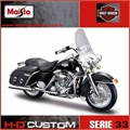 Harley-Davidson 2001 FLHRC Road King Classic - Maisto - 1/18