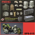 MODERN U.S. Individual Load-Carrying Equipment - Meng - 1/35
