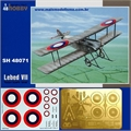 LEBED VII - MPM Special Hobby - 1/48