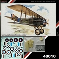 SPAD VII C.1 RFC and US AIR SERVICE - MPM Special Hobby - 1/48