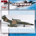TAILWINDS - F-104 Starfighter - MAISTO TW