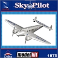 SP - Lockheed 10 ELECTRA DELTA - (SNAP) DTC New Ray