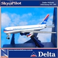 Delta - Boeing 767-300 DELTA Airlines - New Ray - 1/800