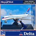 Delta - Boeing 757-200 DELTA Airlines - New Ray - 1/650