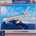AA - McDonnell Douglas DC-10 AMERICAN AIRLINES - New Ray - 1/800