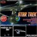 STAR TREK - USS Enterprise NCC-1701 REFIT - Polar Lights - 1/1000
