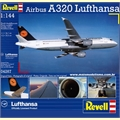 AIRBUS A320 Lufthansa - Revell - 1/144