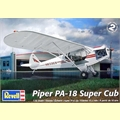 PIPER PA-18 SUPER CUB - Revell - 1/32