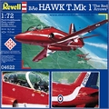 BAE HAWK T.MK I - THE RED ARROWS - Revell - 1/72