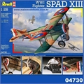 SPAD XIII WWI Fighter - Revell - 1/28
