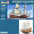 Caravela SPANISH GALLEON - Revell - 1/450