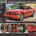 2005 - FORD MUSTANG GT - Revell - 1/25