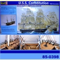 Caravela USS CONSTITUTION OLD IRONSIDES - Revell - 1/96