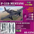 P-51D MUSTANG - Snap-Tite Revell - 1/72