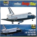 SPACE SHUTTLE - Snap-Tite Revell - 1/250