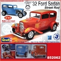 1932 - FORD SEDAN Street Rod - Revell - 1/25