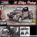 1941 - WILLYS Pickup - Monogram - 1/25