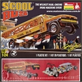 Tom Daniel - SCOOL BUS - Monogram - 1/24