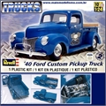 1940 - FORD Custom Pickup Truck - Revell - 1/24