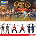 Napoleonic Wars - Battle of WATERLOO 1815 - Revell - 1/72