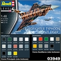 Eurofighter TYPHOON Bronze Tiger - Revell - 1/48