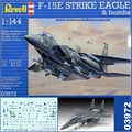 F-15E Strike Eagle with Bombs - Revell - 1/144