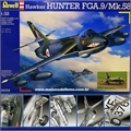 HAWKER HUNTER FGA.9 / Mk.58 - Revell - 1/32