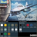 Messerschmitt Me-262 B-1/U-1 Nightfighter - Revell - 1/32