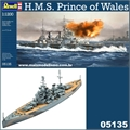 HMS Prince of Whales - Revell - 1/1200