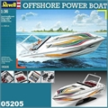 Lancha OFFSHORE POWER BOAT - Revell - 1/36