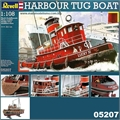 HARBOUR TUG BOAT Lucky XI - Revell - 1/108
