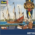 Caravela VASA - Royal Swedish Warship - Gift-Set Revell - 1/150
